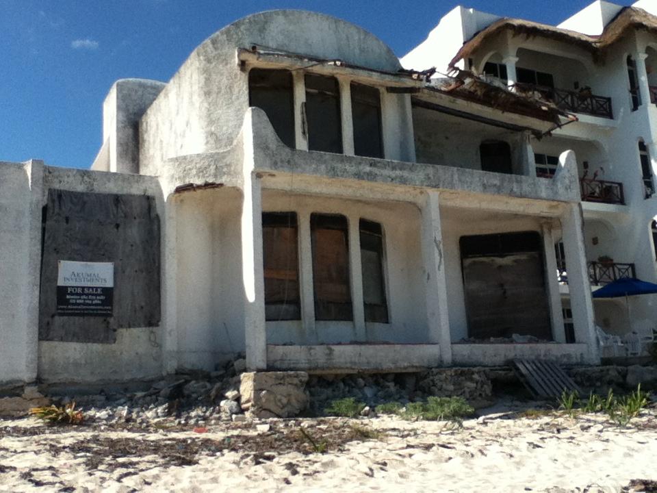 Akumal Beach front property