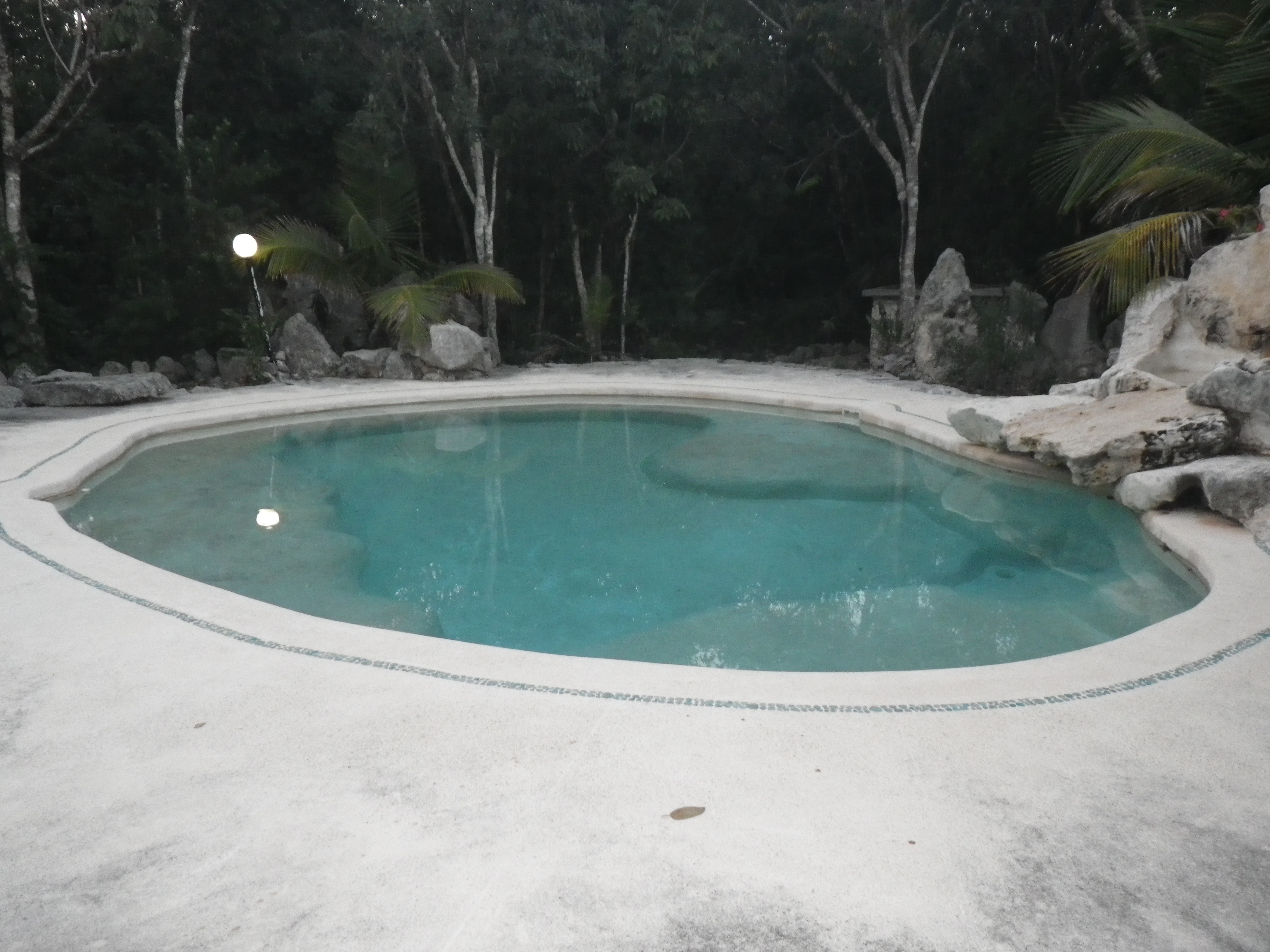Pool at Ranch Amor