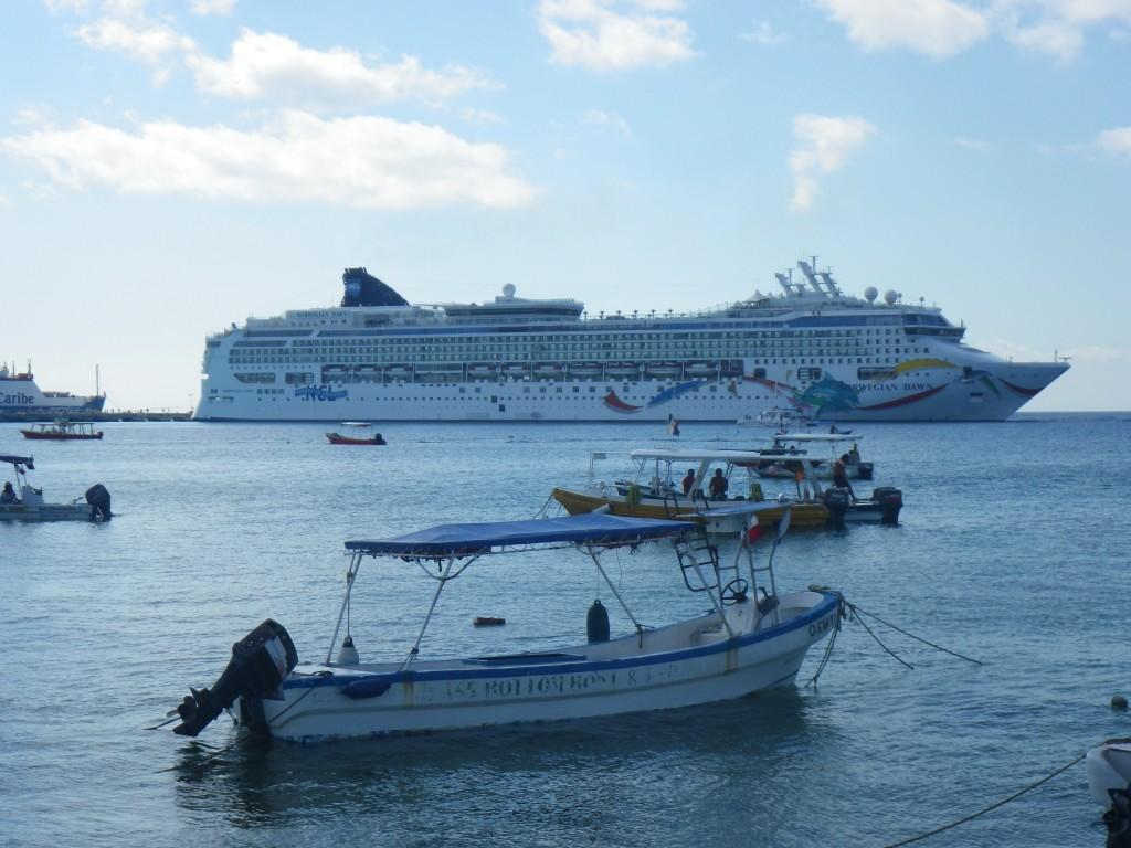 cruise ships, travel, Cozumel