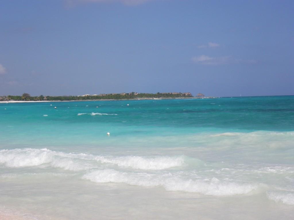 Beach, travel, expat, Yucatan