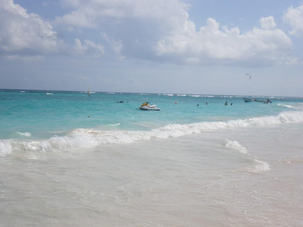 beach, Yucatan, travel, Mexico